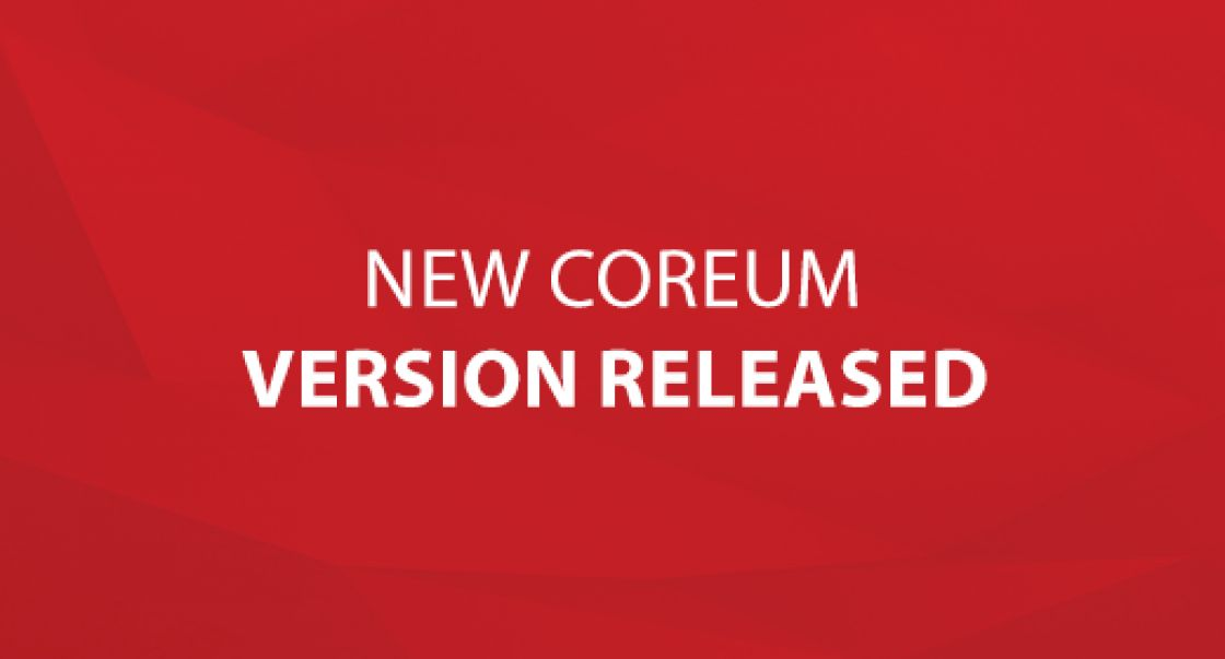 New CoreUM Version Released