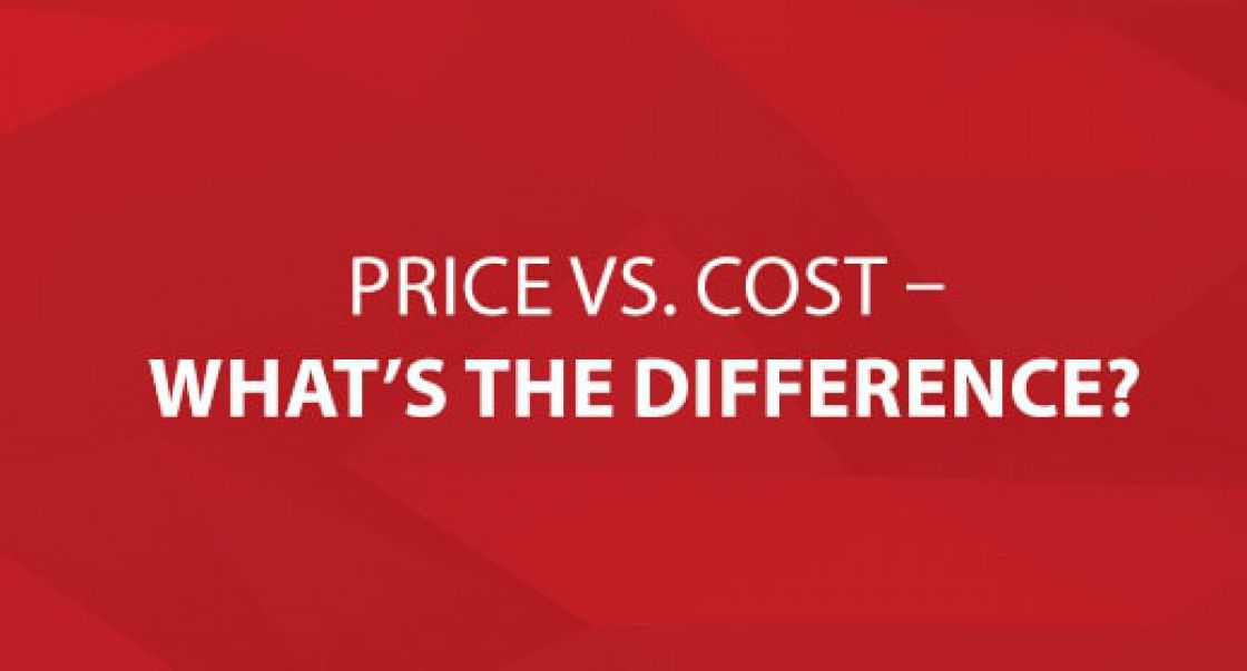 Price vs. Cost – What's the Difference?