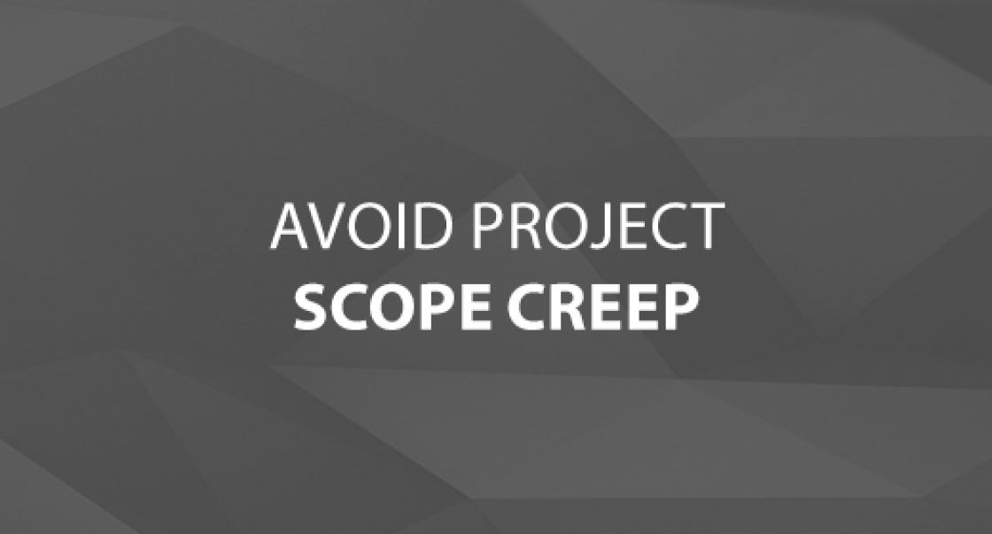 Avoid Project Scope Creep