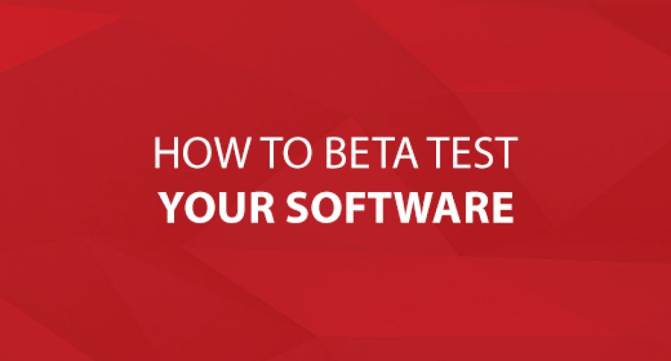 How to Beta Test Your Software