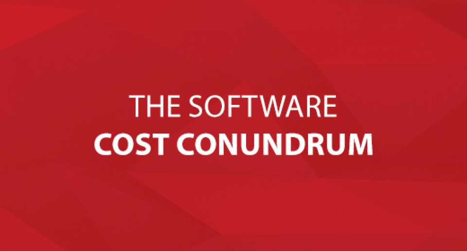 The Software Cost Conundrum