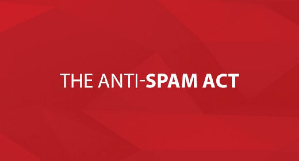 The Anti-Spam Act