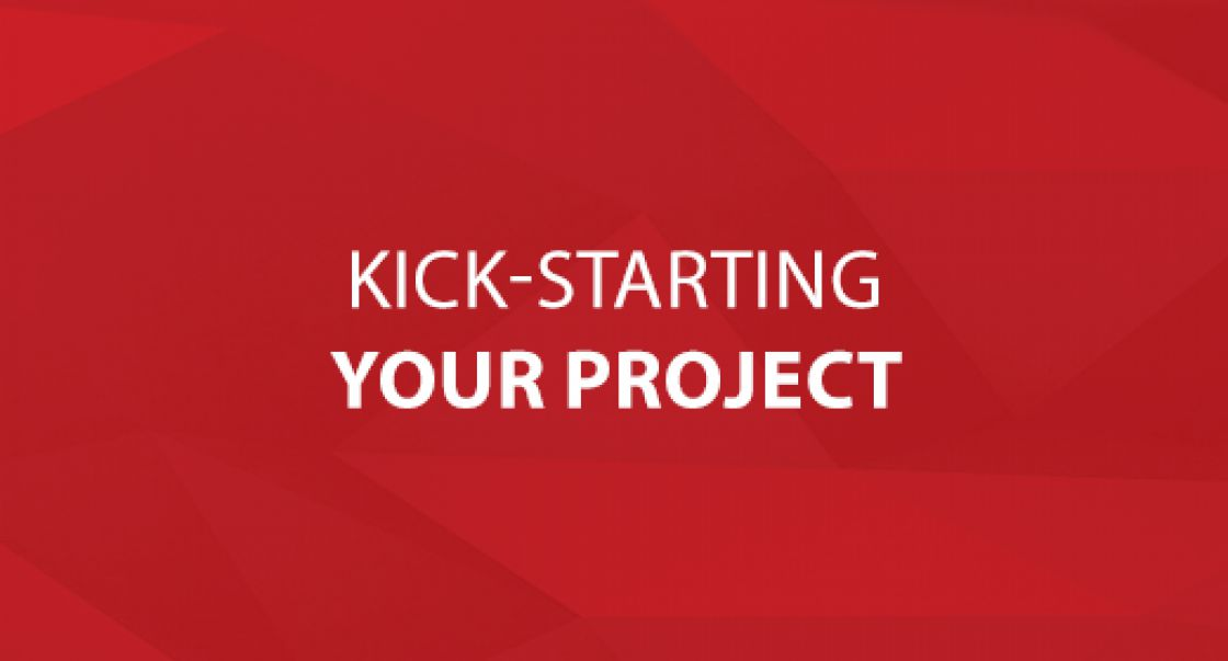 Kick-Starting Your Project