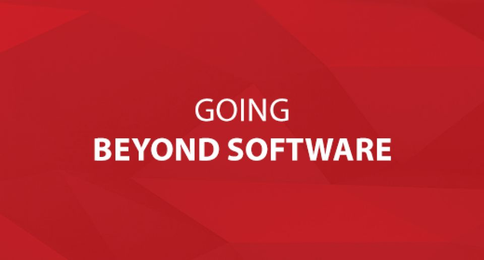 Going Beyond Software