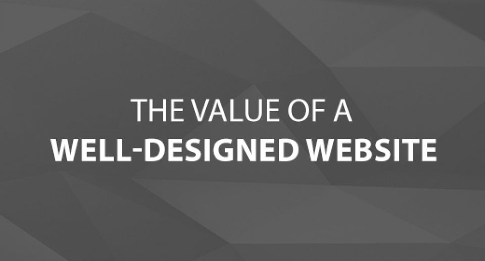 The Value of a Well-Designed Website