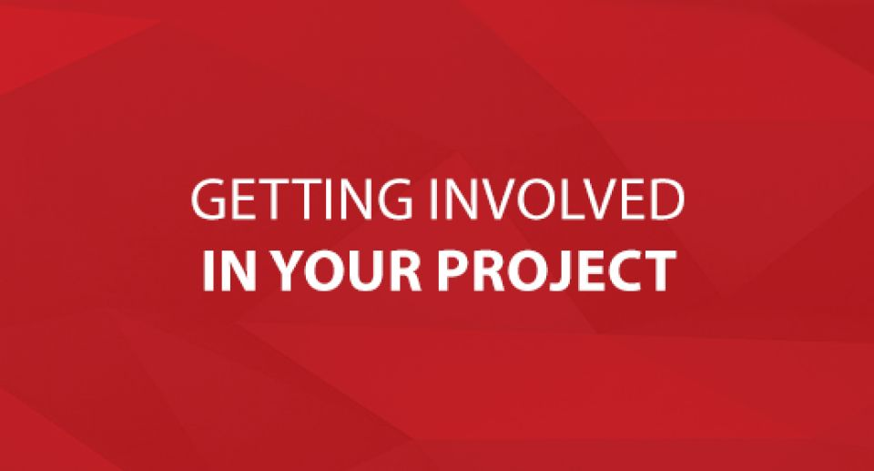 Getting Involved in Your Project