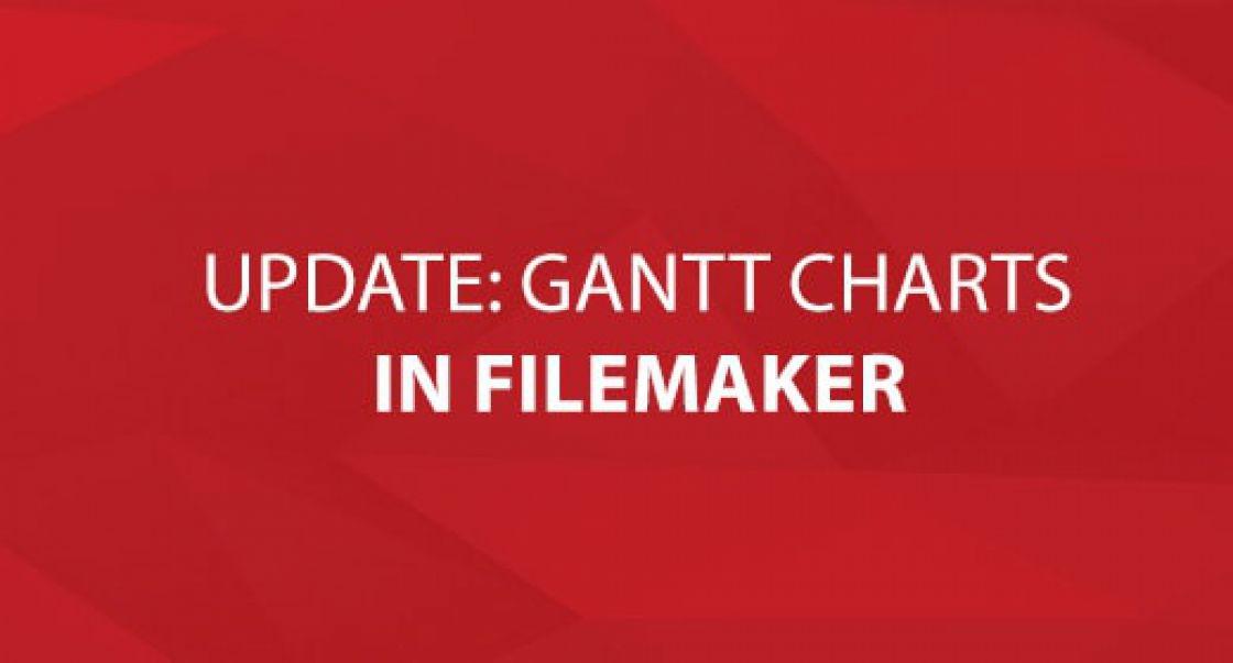 Update Gantt Charts In Filemaker