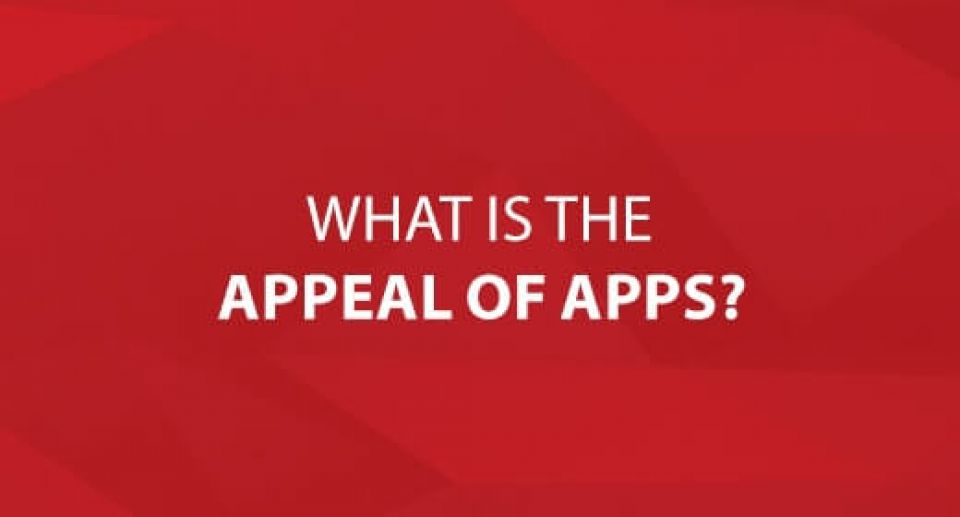 What is the APPeal of APPs?