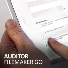 Auditor FileMaker Go