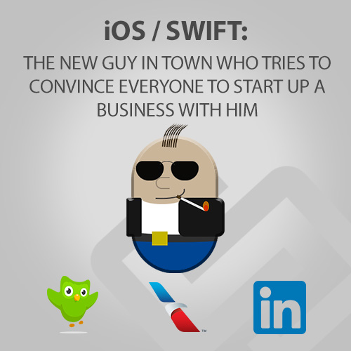 Swift character