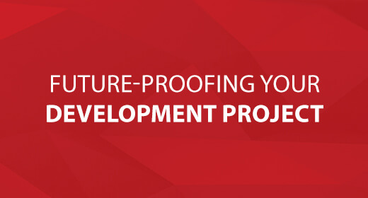 Future-Proofing Your Development Project text image