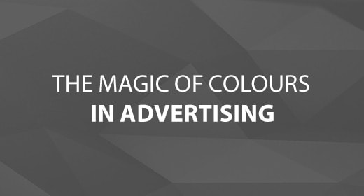 Magic of Colours in Advertising