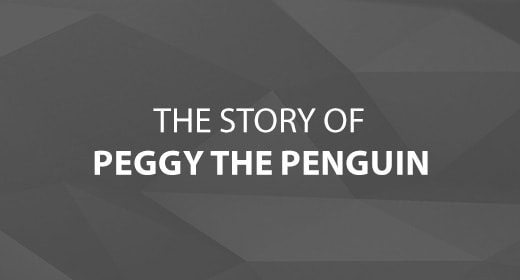 The Story of Peggy the Penguin Image
