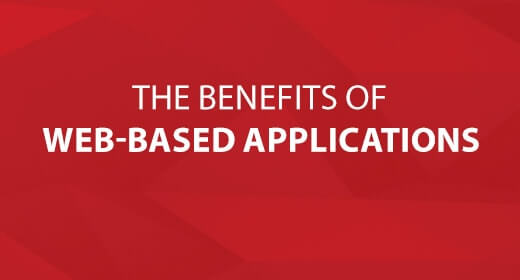The Benefits of Web-based Applications text image