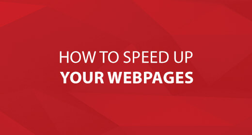 How to Speed Up Your Webpages text image