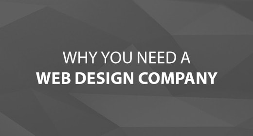 Why You Need a Web Design Company Image