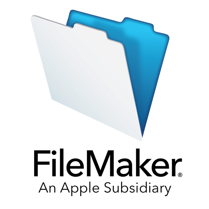 Image of the FileMaker Logo