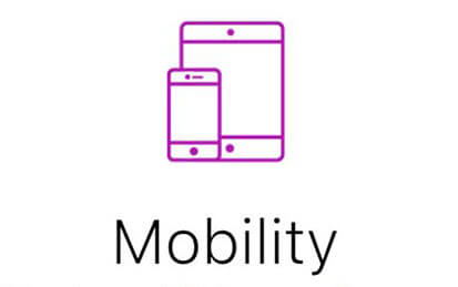 text image of mobility