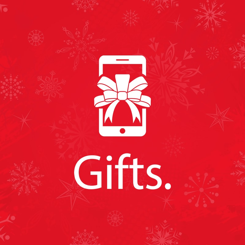 Gifts. Android Application logo image