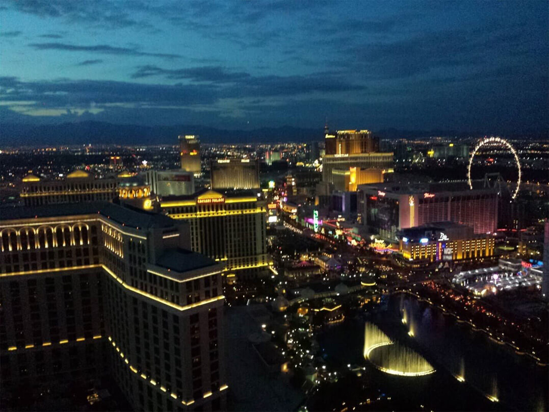 Image of Las Vegas Night