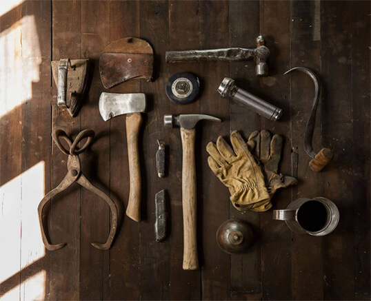 Image of DIY (do it yourself) tools