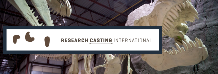 Research Casting logo