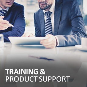 Training & Product Support